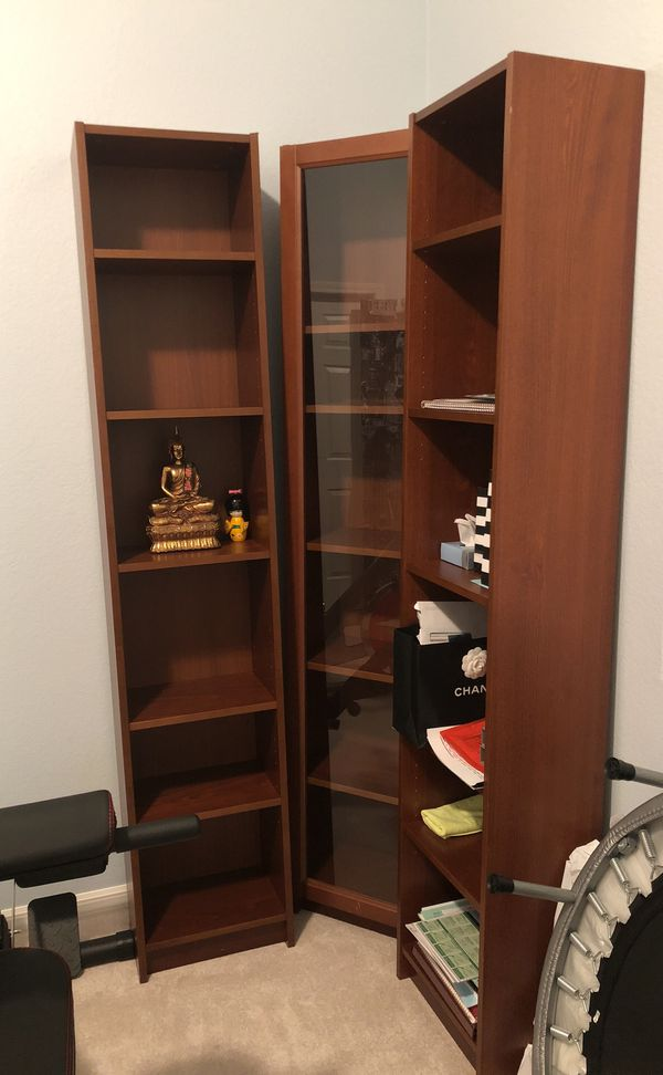 Three Bookcases For Sale In Henderson Nv Offerup