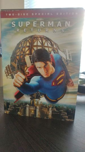 Superman Returns two disc special edition for Sale in San Francisco, CA