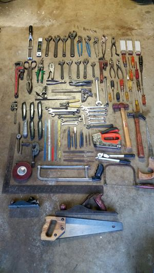 Assorted hand tools for Sale in Bowie, MD