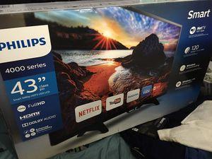 Philips 43 inch smart tv for Sale in Phoenix, AZ