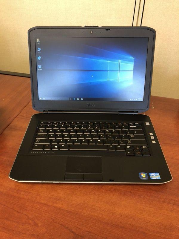 Dell Latitude E5430 laptop Core i5 4gb Ram 320gb hd Windows 10 pro WiFi  webcam hdmi for Sale in Mundelein, IL - OfferUp