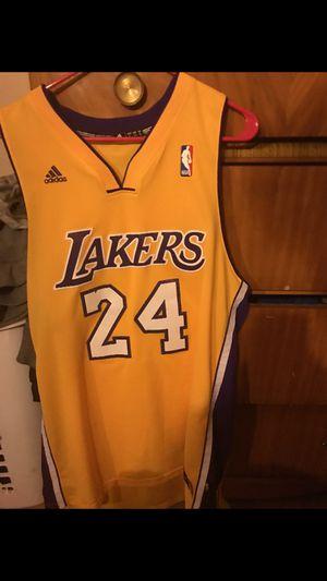 4cd09bc06 NBA swingman jersey Lakers Kobe Bryant jersey for Sale in Manteca