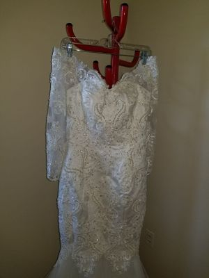 New and Used Wedding dresses for Sale in Baltimore, MD - OfferUp