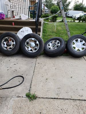 Cadillac Escalade wheels. $200 for Sale in Falls Church, VA