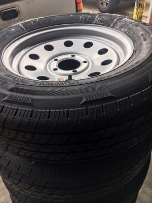 Used Tires Savannah Ga >> New And Used Trailer Tires For Sale In Savannah Ga Offerup