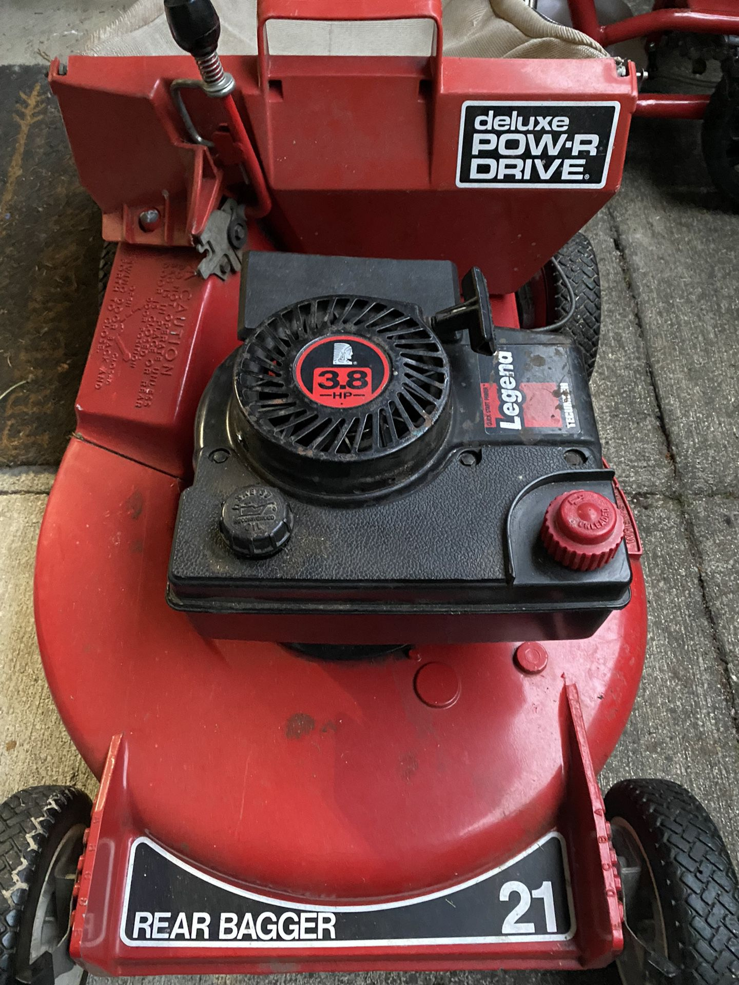 Toro Lawnmower