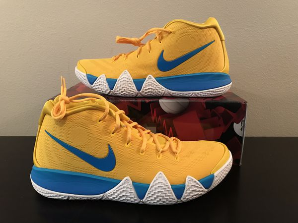 best service f3cdc e4378 Nike Kyrie 4 kix cereal size 12 ds with receipt for Sale in Bonney Lake, WA  - OfferUp