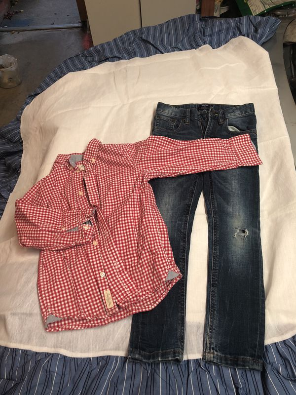 Little Boys Outfit Size 6 Hm And Gap Kids For Sale In Lake Elsinore Ca