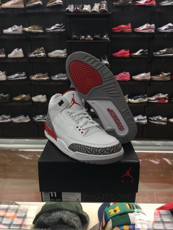 e72f042ffca6ad VNDS Air Jordan 3 Katrina size 11 for Sale in Tampa