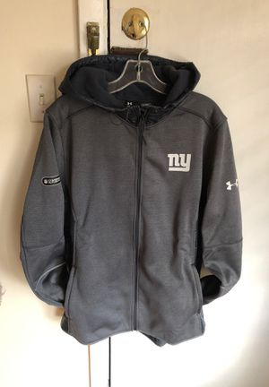 Photo New York Giants Under Armour Mens Storm Jacket Large