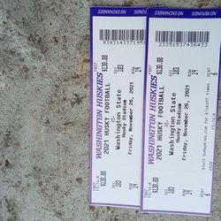 Washington Huskies Vs Oregon/Washington State Thumbnail