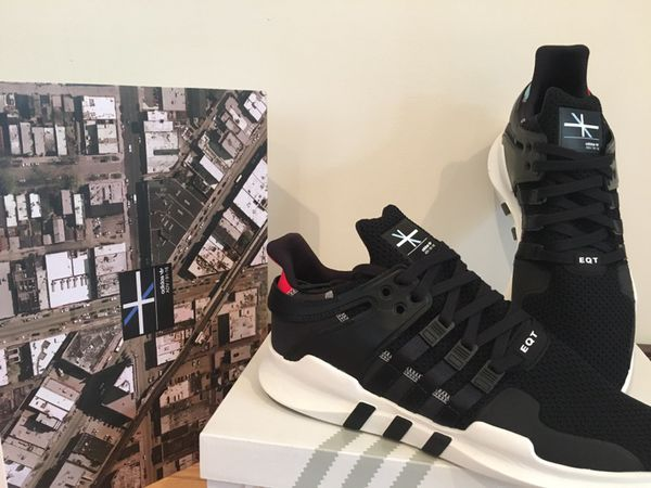 timeless design 98bc6 978b1 Adidas EQT Support ADV 91-16 wicker park. Size 11.5. Only 350 total pairs.  Chicago ...
