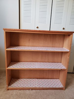 Cute bookshelf for Sale in Gaithersburg, MD