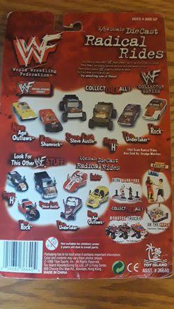 WWF Mustang collectible Thumbnail