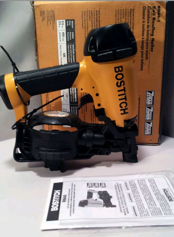 Bostitch roofing nail gun (Tools & Machinery) in Jacksonville, FL ...