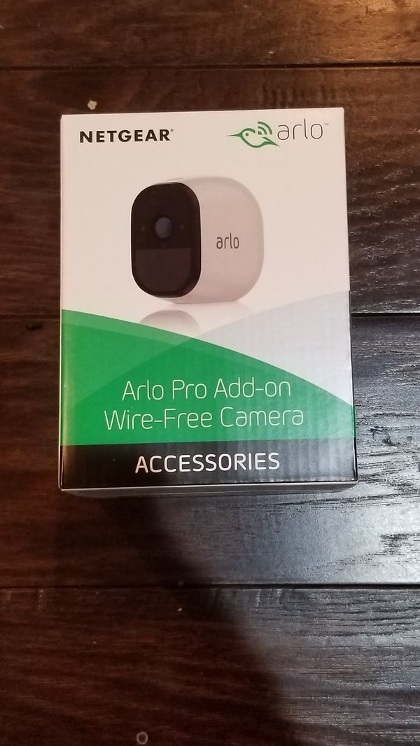 Arlo Pro Add On Camera for Sale in US - OfferUp