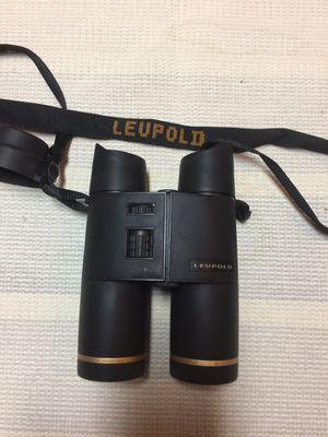 Leupold gold ring binocular's for Sale in Butler, PA