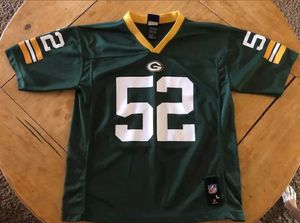 Clay Matthews Team Apparel youth L Jersey for Sale in San Antonio, TX