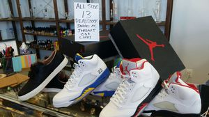 Jordan 5 and Janoski for sale! for Sale in Gaithersburg, MD