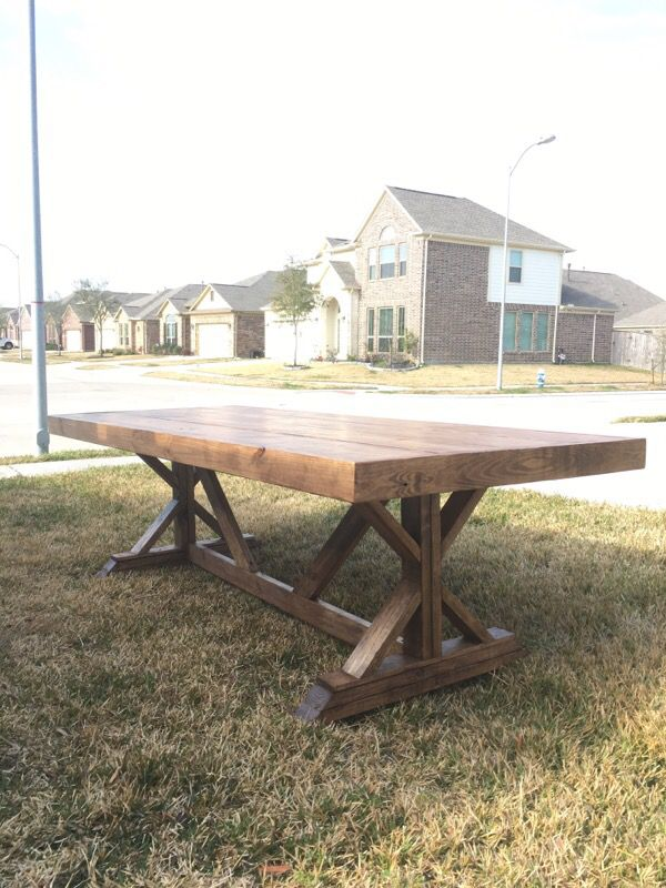 Farmhouse Dining Table For Sale In Cypress Tx Offerup