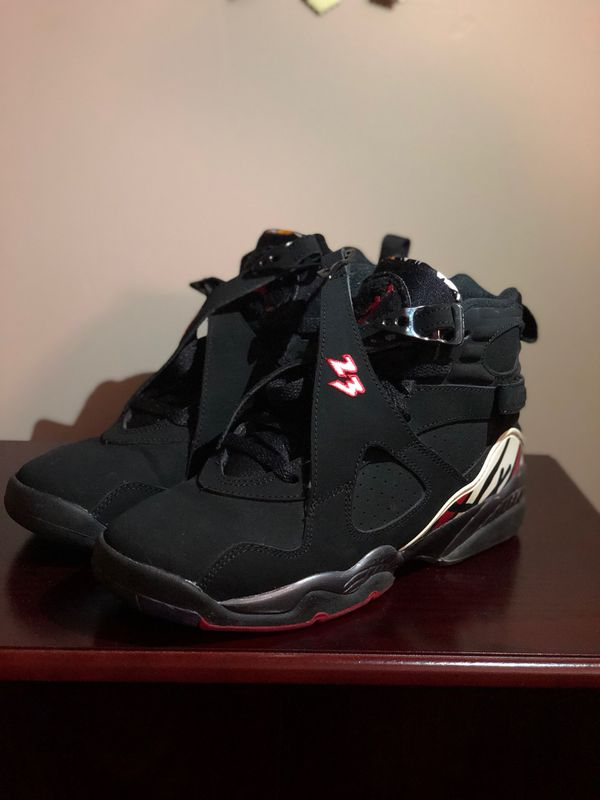 5a3d06d1471612 AIR JORDAN RETRO 8 (GS) size 5.5. (Worn once) for Sale in ...