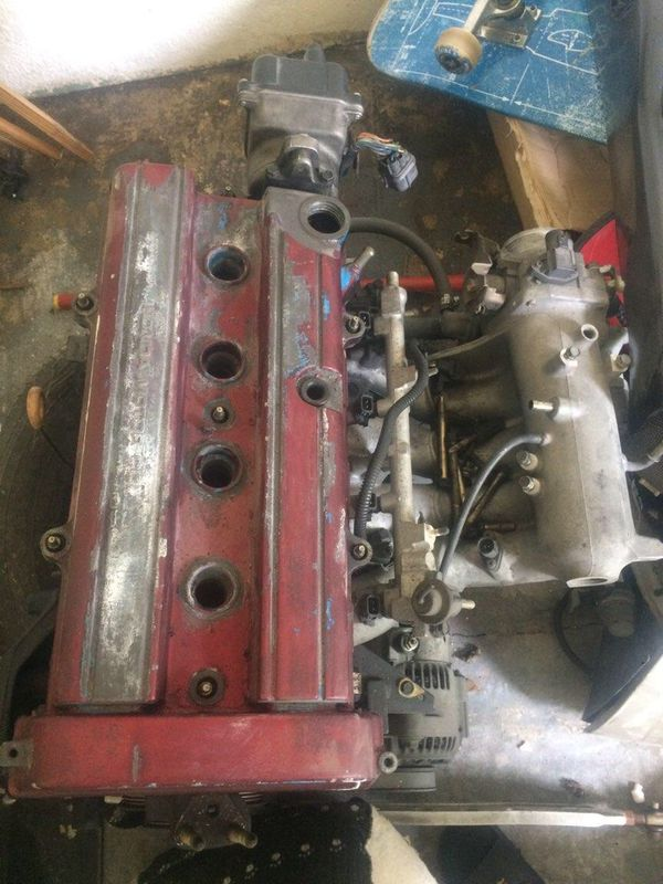 Stock Integra LS B18 Engine for Sale in Miami Gardens, FL - OfferUp