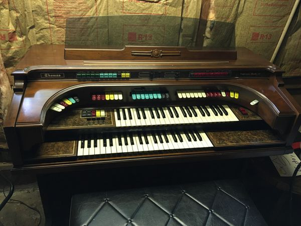 Organ For Sale >> Thomas Californian Theatre Organ For Sale In Indianapolis In Offerup