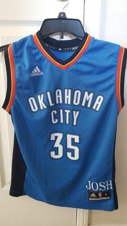 Oklahoma City- Durant Jersey. (Kids) Thumbnail