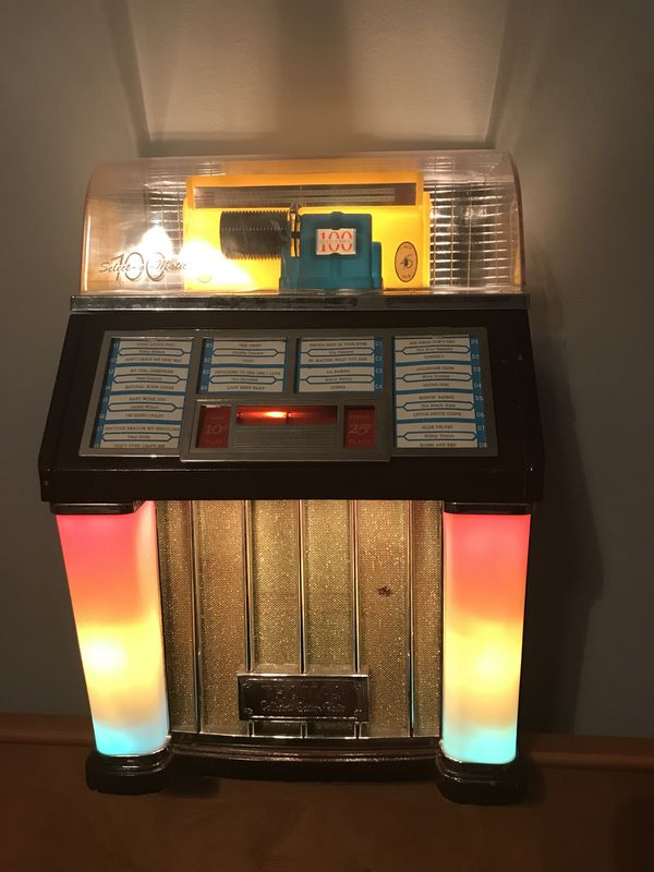 Thomas Limited Edition Mini Jukebox Radio for Sale in Myrtle Beach, SC -  OfferUp