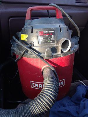 2.5 gallon wet vac for Sale in Las Vegas, NV
