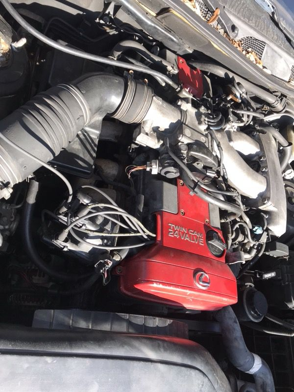 lexus gs300 engine 2jz