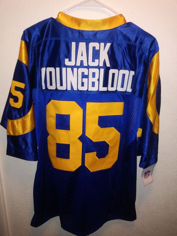 new style 86672 b9f50 L.A. RAMS JACK YOUNGBLOOD 48 Medium for Sale in Santa Ana, CA - OfferUp