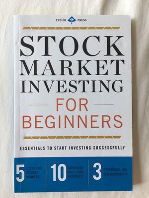 Stock Market Investing for Beginners - Tycho Press for Sale in Baltimore, MD