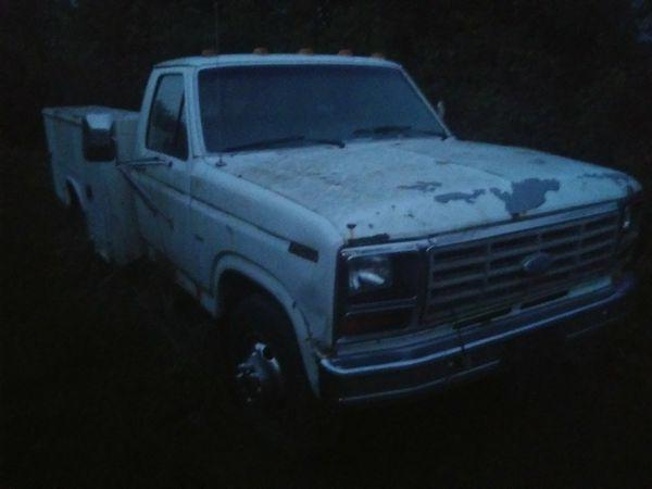 1989 f350 diesel