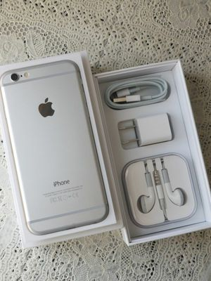 iPhone 6 64GB. Factory Unlocked for Any SIM Any Country Any Carrier for Sale in Springfield, VA
