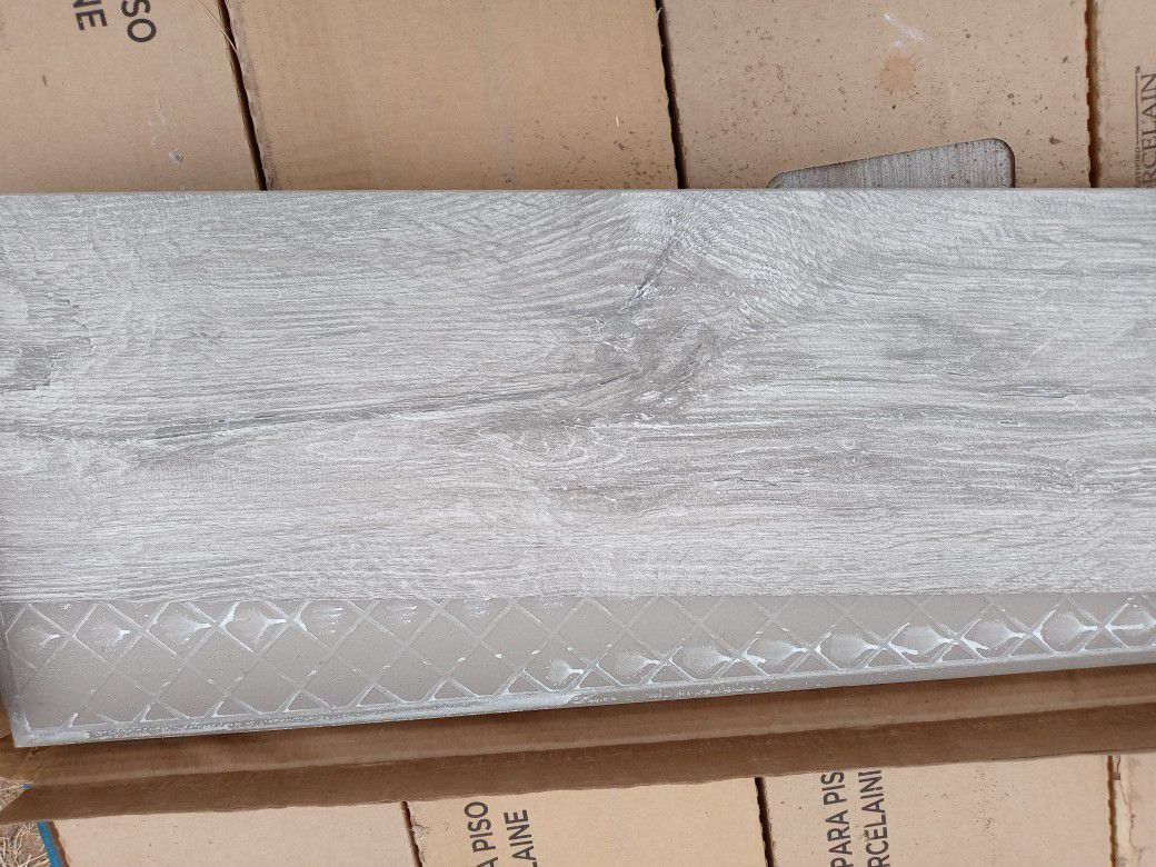 Weathered Oak Tile Planks