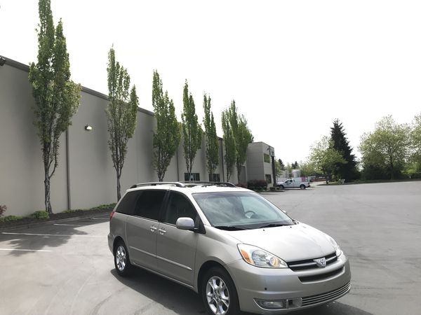 2005 toyota sienna low miles xle for sale in kent wa offerup. Black Bedroom Furniture Sets. Home Design Ideas