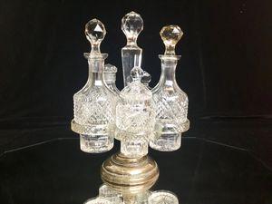 Antique Cruet Set for Sale in Springfield, VA
