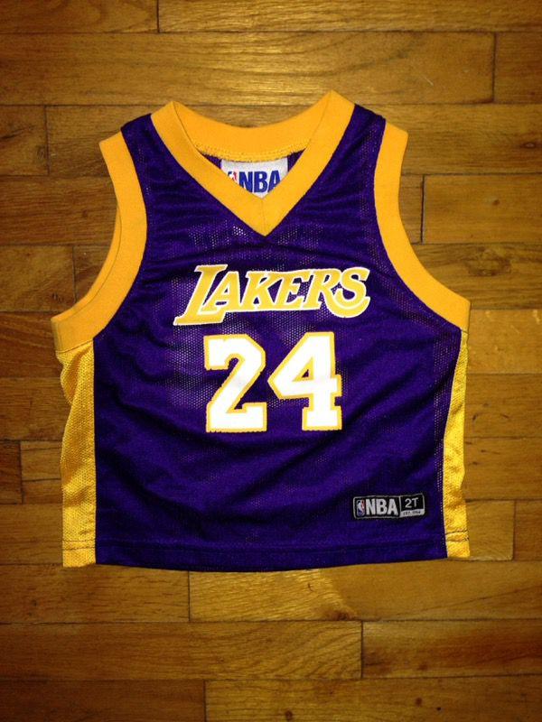 8d9a65d4276 Lakers Jersey size 2t (Baby   Kids) in Whittier