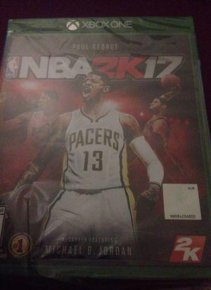 NBA 2k17 for Sale in Reston, VA