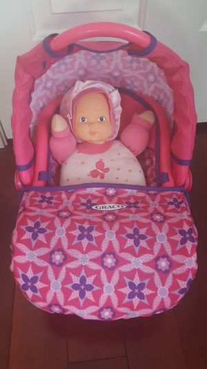 Graco Doll Car Seat And