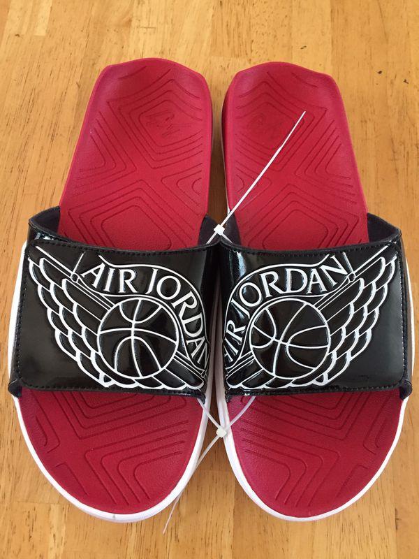 3e2f9b296e02a9 Brand new Nike air Jordan Hydro sandals slide men s size 10 (Clothing    Shoes) in La Mesa