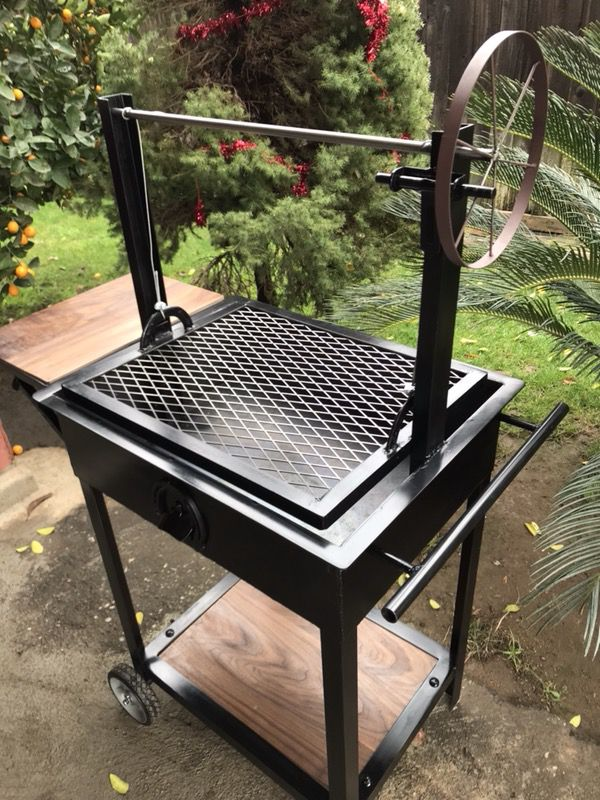 2ft X 18in Santa Maria Grills For Sale In Waterford Ca