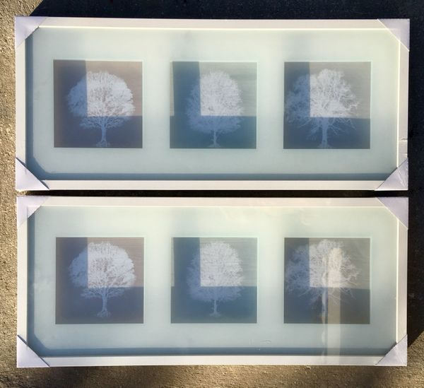 Ikea Erikslund Wall Hanging Picture Frames - 72 x 32 cm - Brand New ...