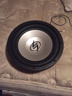 Speaker based drum throw a price for Sale in Columbus, OH