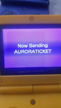 Aurora ticket gameboy advance Thumbnail
