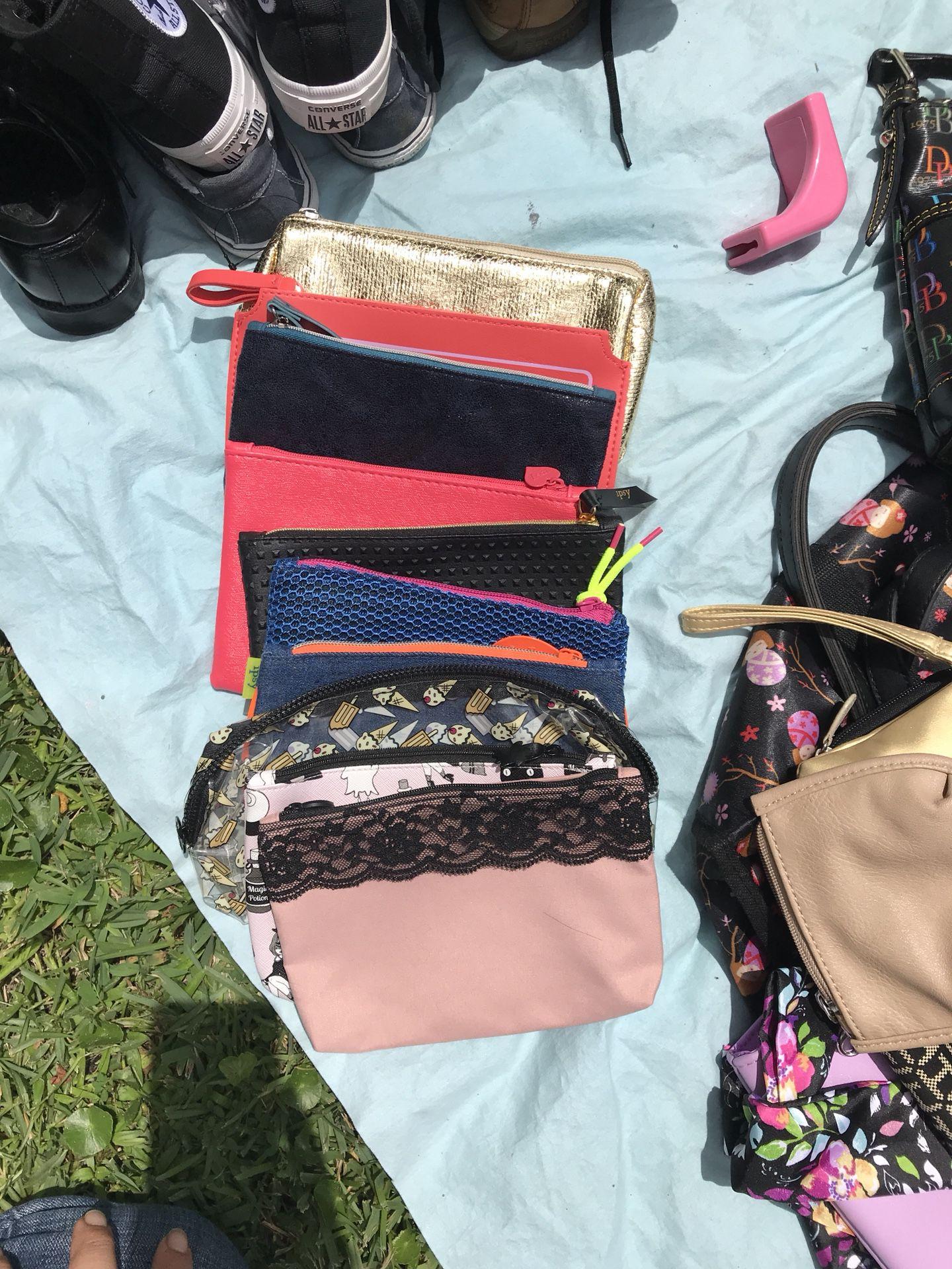 Misc makeup bags