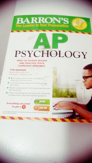 AP Psychology for Sale in Baltimore, MD