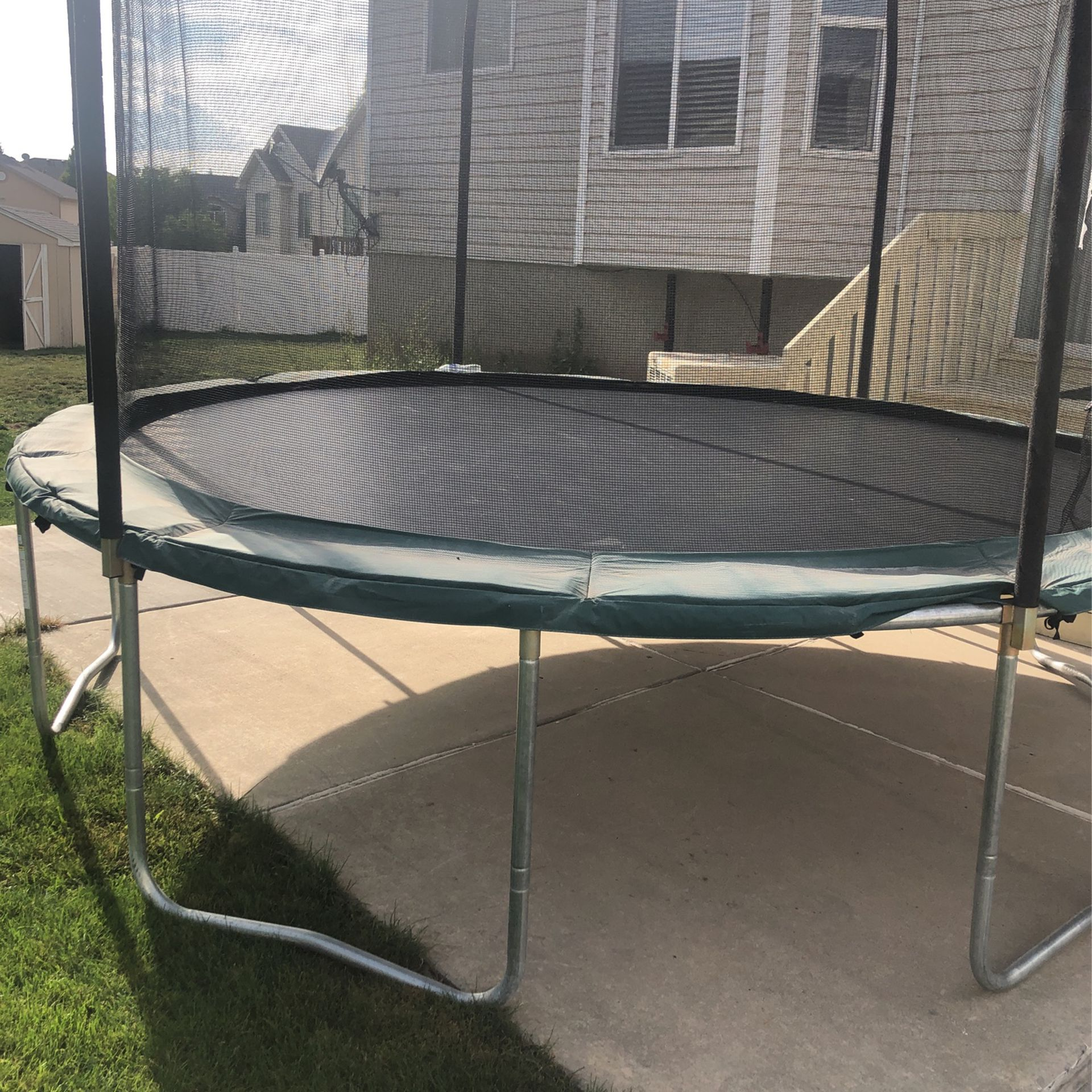 Trampoline 10ft Small