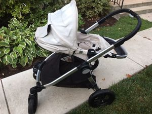 Baby Jogger City Mini Select Single Stroller: Well Used Condition for Sale in Rockville, MD